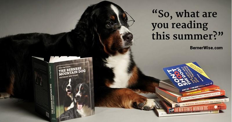 Eileen's Dog Book summer reading list