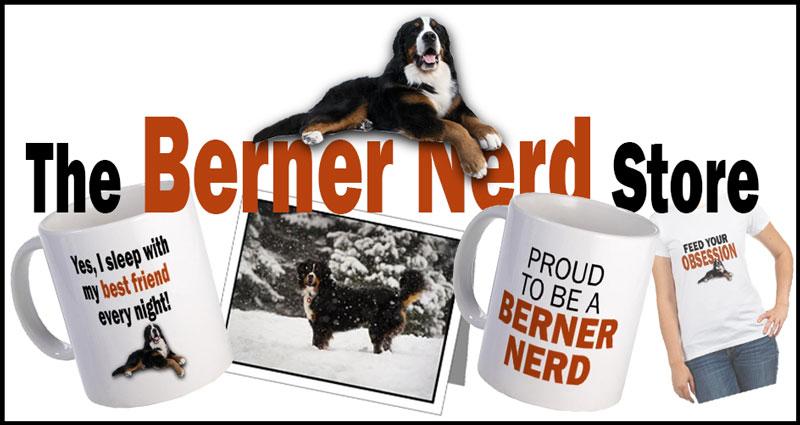 The Berner Nerd Store is now OPEN!